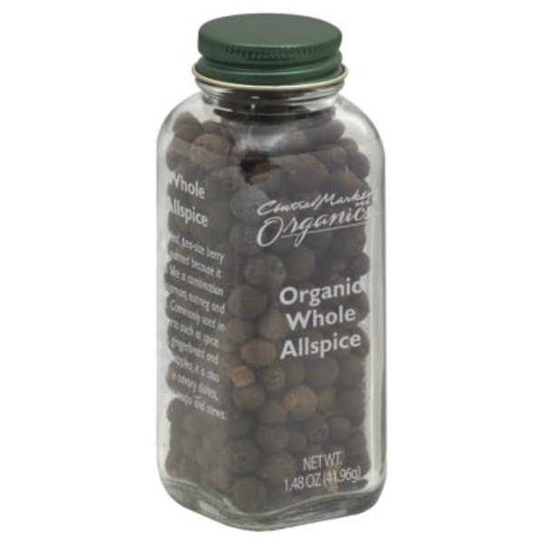 Central Market Organic Whole Allspice