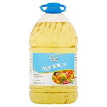 Great Value Vegetable Oil, 1 gal