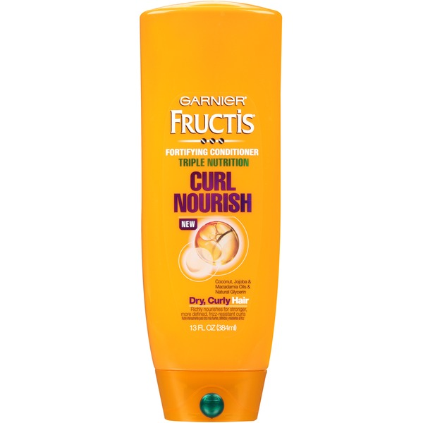 Fructis® Curl Nourish for Dry, Curly Hair Triple Nutrition Conditioner
