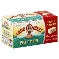 Land O Lakes Butter Half Sticks
