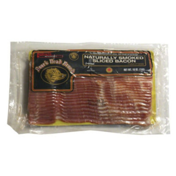 Boar's Head Naturally Smoked Sliced Bacon