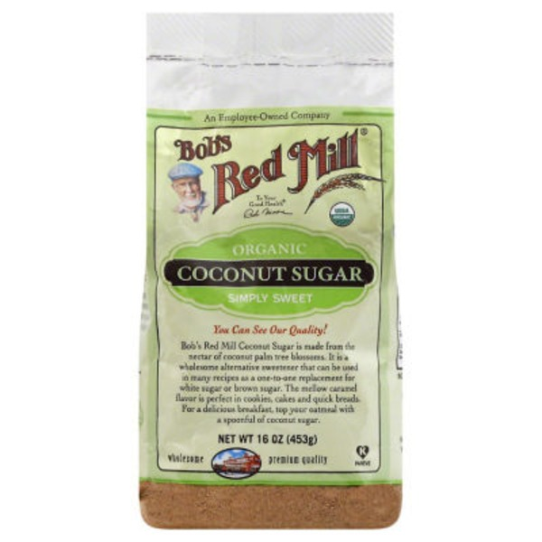Bob's Red Mill Organic Coconut Sugar
