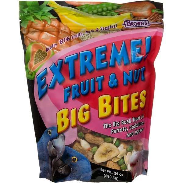 Brown's Fruit & Nut Big Bites Treat