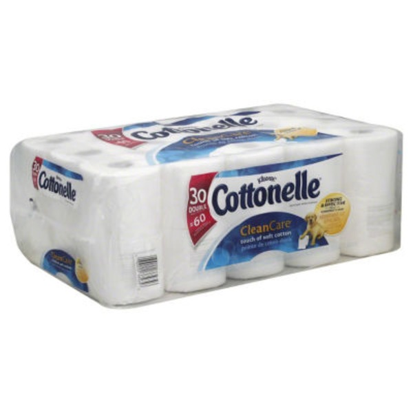 Kleenex Cottonelle Bath Tissue