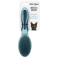 Well & Good Bristle Cat Brush 8