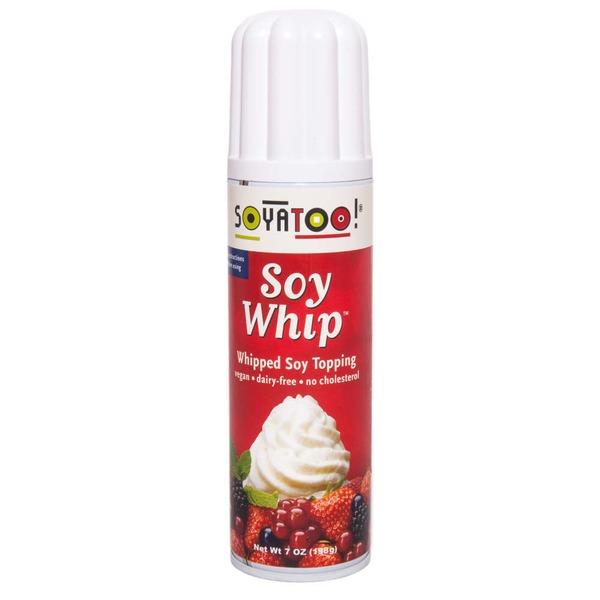 Soyatoo! Soy Whip Whipped Topping