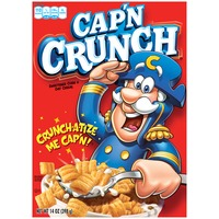 Cap'n Crunch Original Cereal