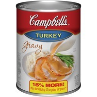 Campbell's Turkey Gravy