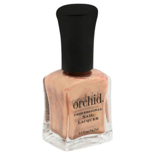 Orchid I Married A Gold Digger Nail Lacquer