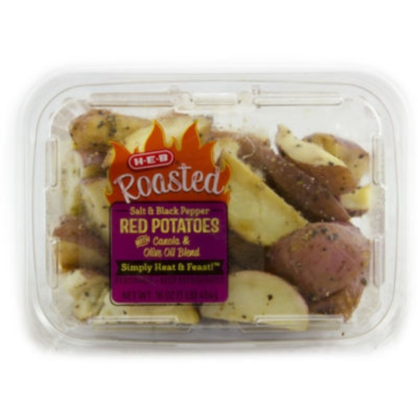 H-E-B Roasted Red Potatoes