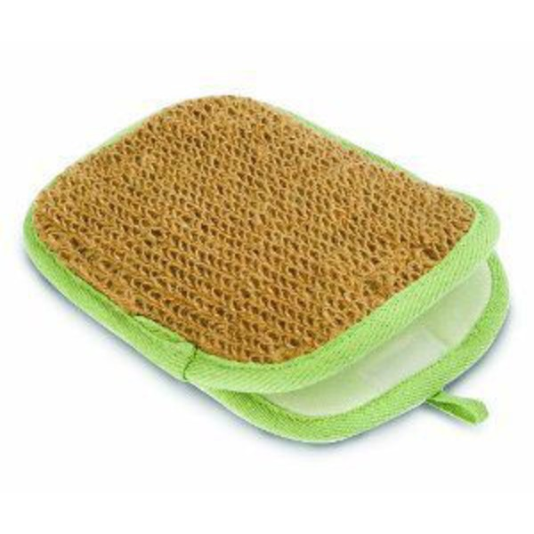 Urban Spa Bamboo & Jute Soap Mitt