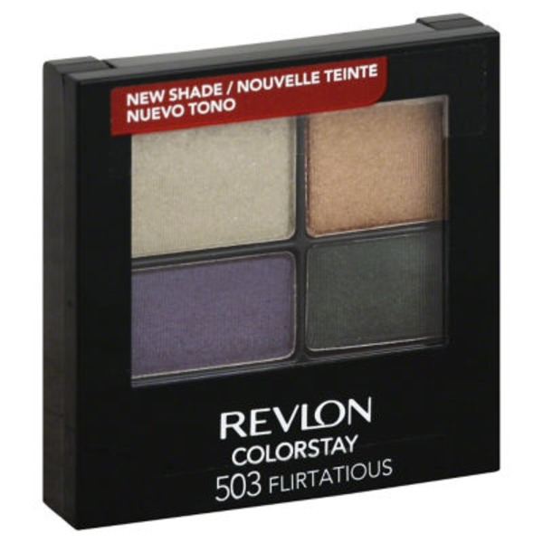 Revlon Eye Shadow, 16 Hour, Flirtatious 503