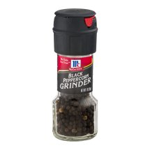 McCormick Black Peppercorn Grinder, 1.0 Ounce