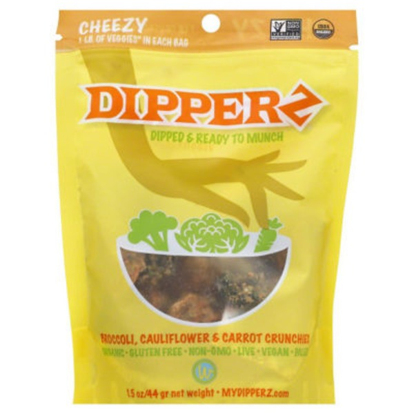 Wonderfully Raw Gourmet Cheezy Dipperz