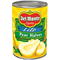 Del Monte Lite Bartlett Halves in Extra Light Syrup Pears
