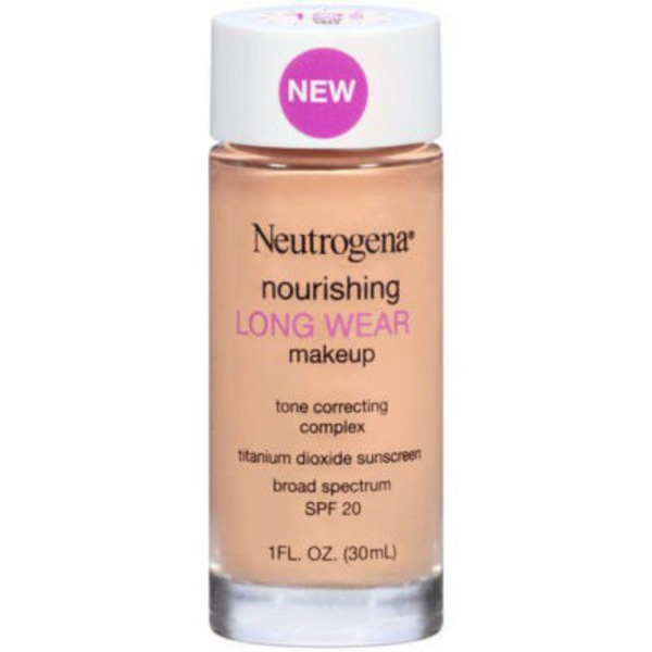 Neutrogena® Liquid Makeup Buff 30 Posted 2/20/2014 Long Wear
