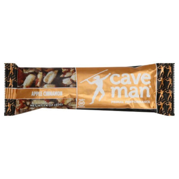 Caveman Maple Nut Bar