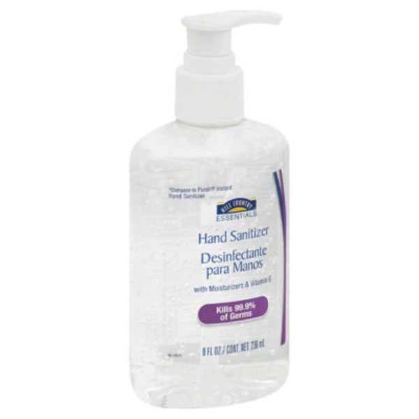 Hill Country Essentials Hand Sanitizer With Moisturizers Vitamin