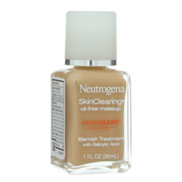 Neutrogena® Oil-Free Caramel 105 Skin Clearing® Foundation