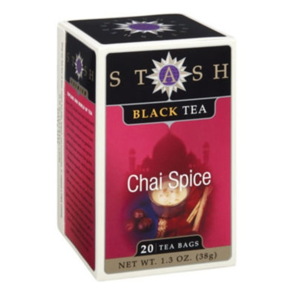 Stash Tea Chai Spice Black Tea Bags