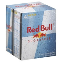 Red Bull Energy Drink, Sugar Free