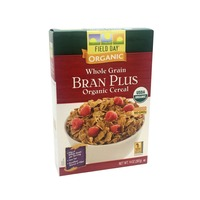 Field Day Organic Bran Plus Cereal