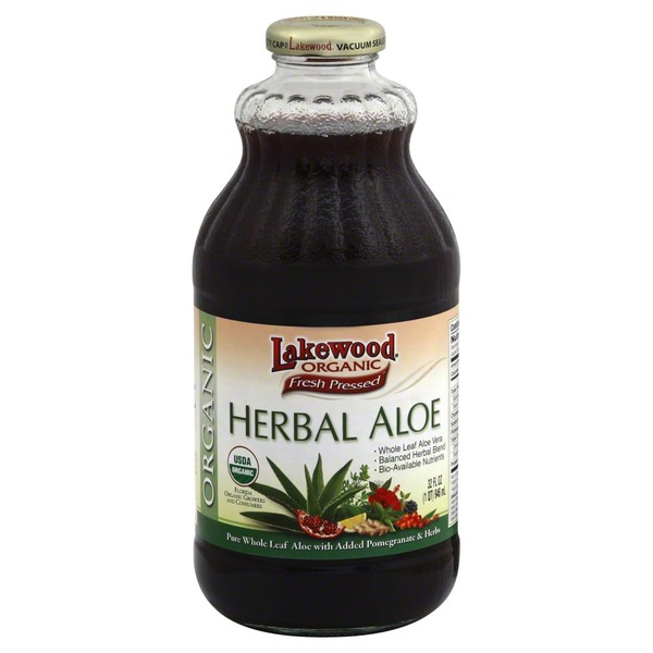 Lakewood Aloe, Herbal