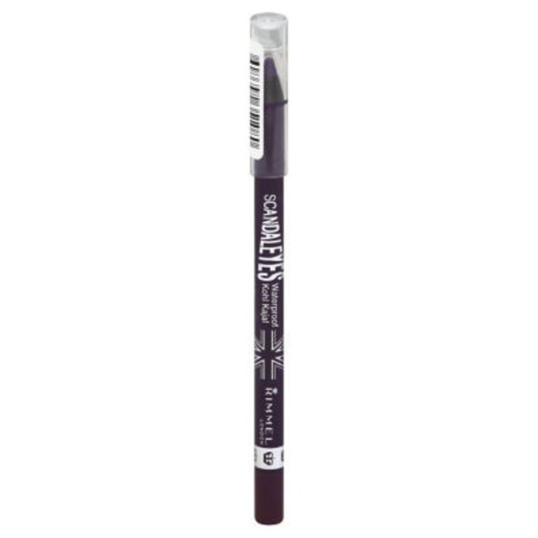 Rimmel Eye Liner, Waterproof, Long-Wear, Purple 013