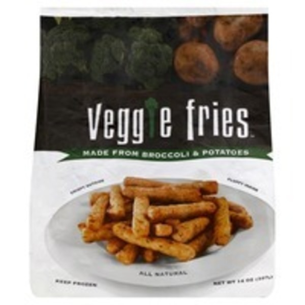 Veggie Fries Broccoli Fries