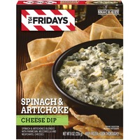 T.G. I. Friday's Spinach & Artichoke Cheese Dip