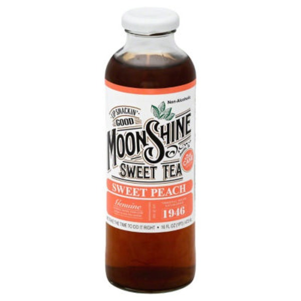 Moonshine Sweet Peach Tea