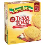 New York Garlic Texas Toast