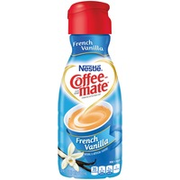 Nestlé Coffee Mate French Vanilla Bromstad Design Liquid Coffee Creamer