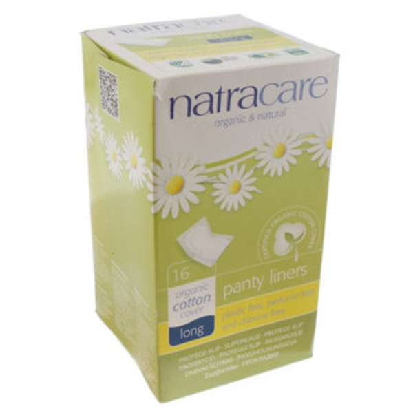 Natracare Organic Long Pantyliners