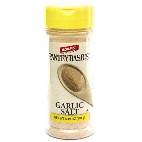 Adams Pantry Basics Garlic Salt
