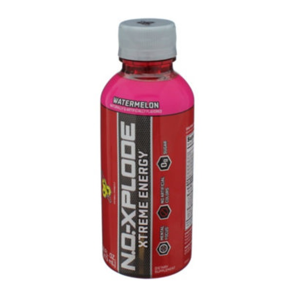 BSN Watermelon N.O.-Xplode Xtreme Energy Drink