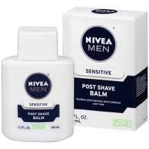 Nivea Men Sensitive Skin After Post Shave Balm, 3.3 oz