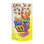 Purina Friskies Party Mix Cat Treats Morning Munch Crunch, 2.1 OZ
