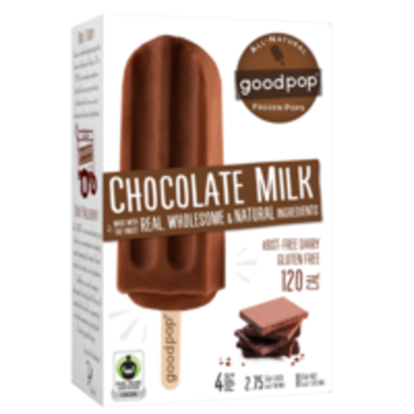 Goodpops Chocolate Milk