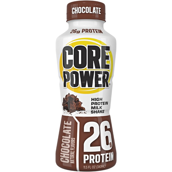 Core Power High Protein Chocolate Milk Shake