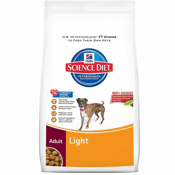Hill's Science Diet Dog Food, Dry, Adult (1-6 Years)