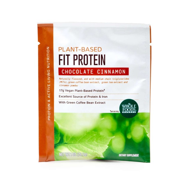 Whole Foods Market Protein Fit Chocolate Cinnamon