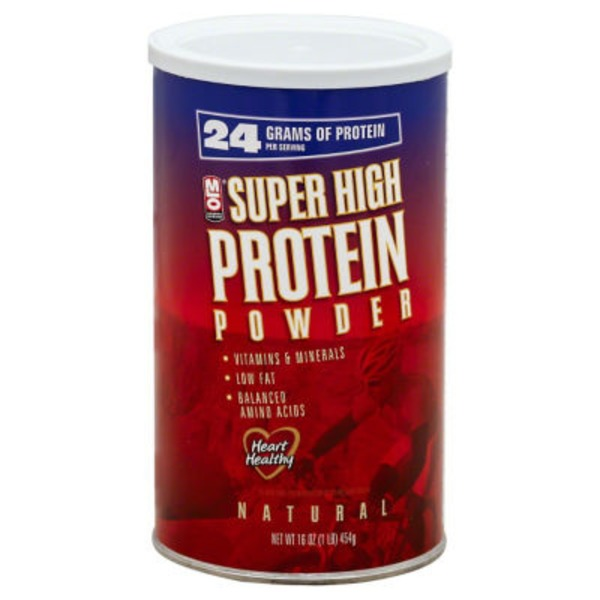 MLO Protein Powder, Super High