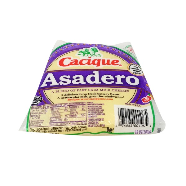 Cacique Asadero Cheese