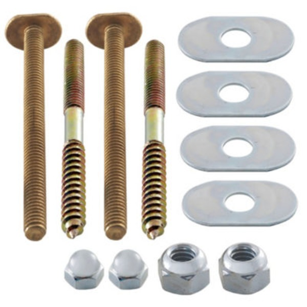 Ldr Toliet Bowl Bolt And Screw Set