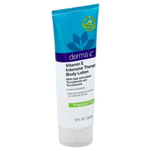 Derma E Vitamin E Intensive Therapy Body Lotion Fragrance-Free