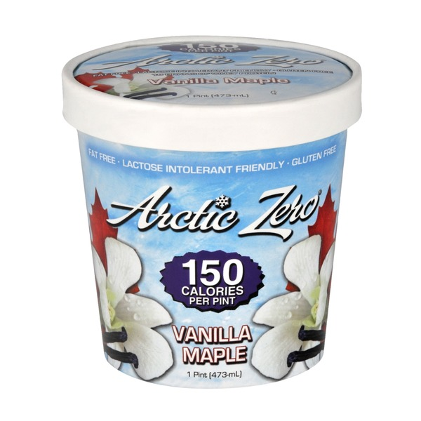 Arctic Zero Fat Free Vanilla Maple Frozen Dessert