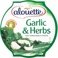 Alouette Garlic & Herbs Spreadable Cheese