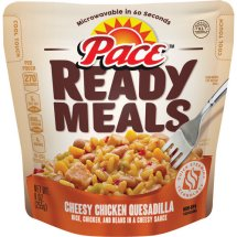 Pace Ready Meals Cheesy Chicken Quesadilla, 9 oz.