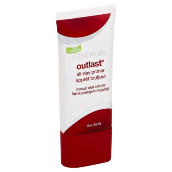 CoverGirl Outlast COVERGIRL Outlast All-Day Makeup Primer 1 oz Female Cosmetics